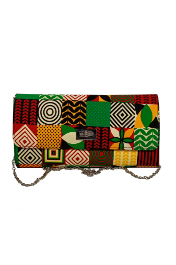 RONKE African Print Ankara Handbag by Naborhi