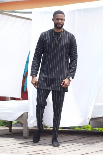 African Men Clothing - Toju African Suit by Naborhi
