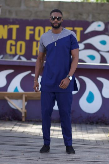 African Men Clothing - African Suits for Men - Ogho by Naborhi